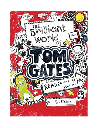 The Brilliant World of Tom Gates - Book 1