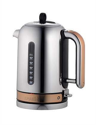 Classic Kettle Copper 1.7ltr