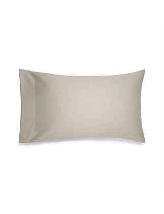 SATIN OAT STANDARD PILLOWCASE 50X75cm