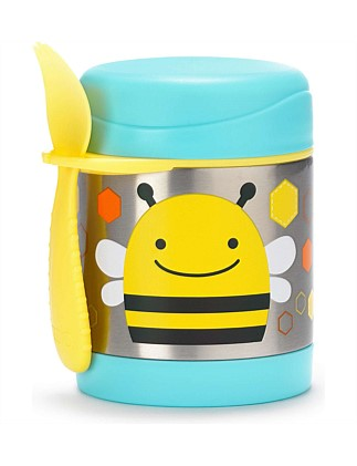 Brooklyn Bee Zoo Insulated Food Jar