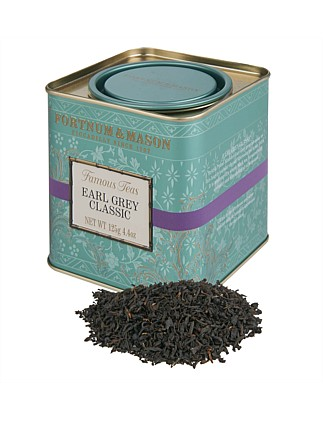 Earl Grey Tea Tin 125g