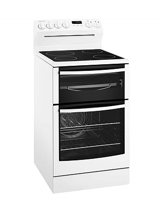 Westinghouse WLE547WA 54cm Electric Freestanding Cooker