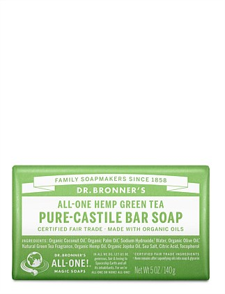Bar Soap 140g - Green Tea
