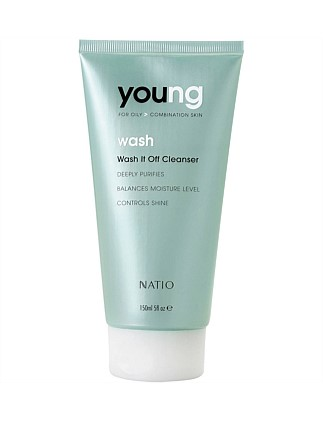 Young Wash It Off Cleanser 150ml
