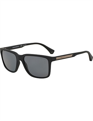 Injected Man Sunglasses