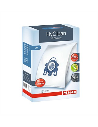 09917730 Gn 3d Hyclean Dustbags