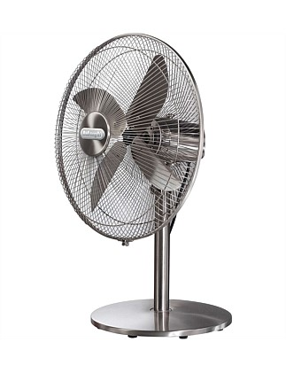 VLT2000 40cm Stainless Steel Desk Fan