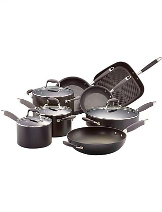 Advanced Non-Stick 8 Piece Cookware Set