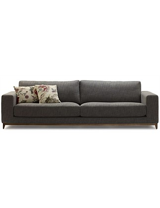 'Aston' 4-Seat Fabric Sofa