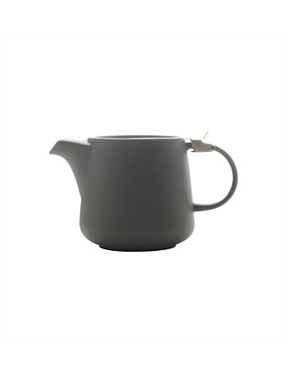 Tint Teapot Charcoal 600ml