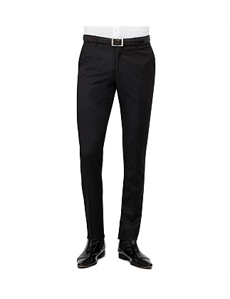 Wool 120'S Plain Core Trouser