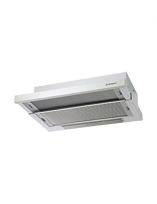 Westinghouse WRH608IW 60cm Slide Out Rangehood
