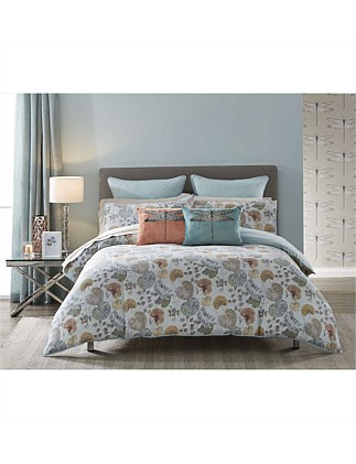 Dardanella King Bed Quilt Cover