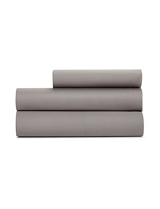 Acacia Quarry Flat Sheet Queen
