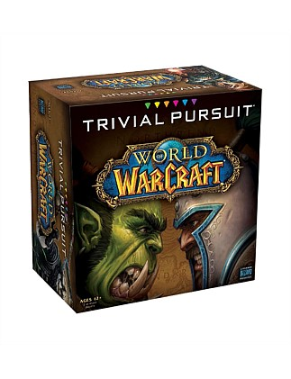 World Of Warcraft Trivial Pursuit