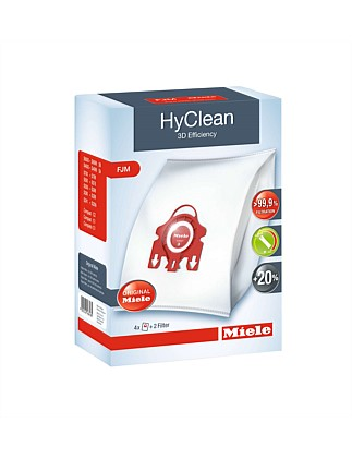 09917710 - Fjm 3d Hyclean Dustbags