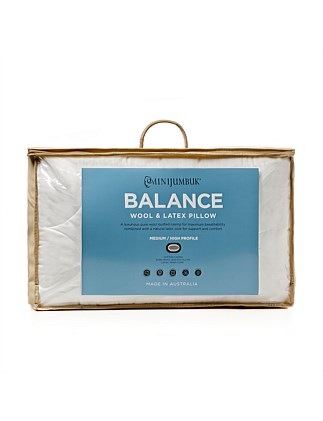 Balance Medium/High Pillow