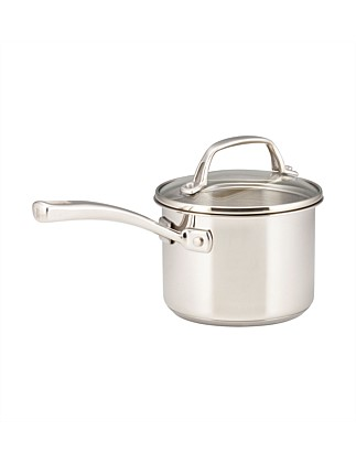 Commercial 14cm/1.4L Covered Saucepan