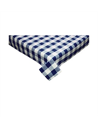 Gingham Tablecloth 150x230cm