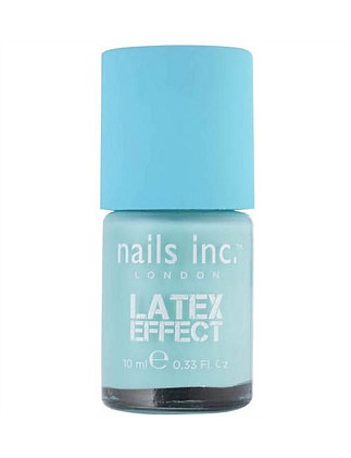Nail Lacquer - Latex Effect