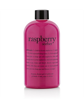 Raspberry Sorbet Shower Gel 480ml