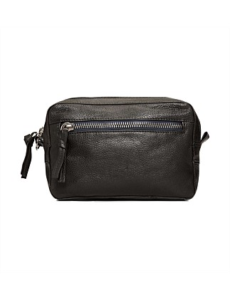 Man Bag- Smooth Leather