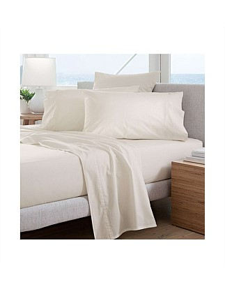 Classic Percale Queen Fitted Sheet