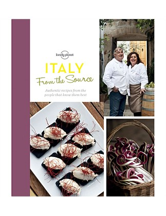Italy - From The Source