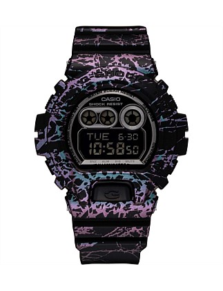 G Shock Duo Marble Series, W/Time, Alarm, 200m