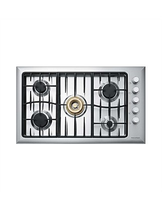 Fisher & Paykel CG905DWACX1 Gas Cooktop - 900mm S/S