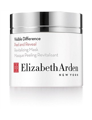 Visible Difference Peel & Reveal Revitalising Mask
