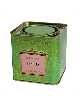 Green Sencha Tin