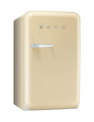 FAB10HRP-1 135L Bar Fridge, Cream - RH Door