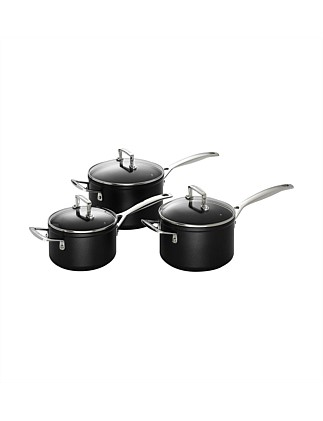 TNS 3 piece Saucepan Set