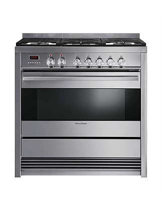 Fisher & Paykel OR90SDBGFPX1 90cm Freestanding Cooker