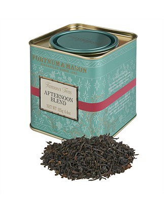 Afternoon Blend Tin 125g