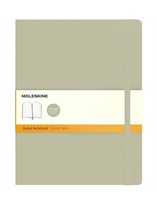Classic Soft Cover Ruled Notebook Extra Large