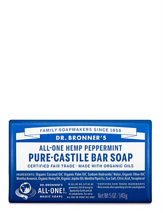 Bar Soap 140g - Peppermint