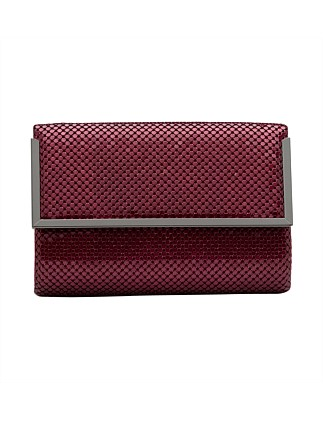 6358cf9bde01 Oversized Clutch with Enamel Colours