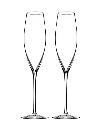 Elegance Champagne Classic Pair