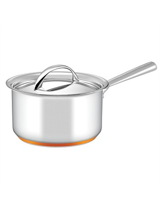 Per Vita 18cm Covered Saucepan