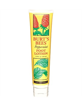 Peppermint Foot Lotion 100ml