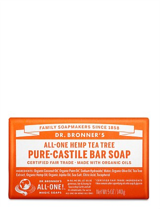 Bar Soap 140g - Tea Tree