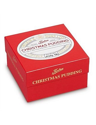 Christmas Pudding 454G in Pudding Basin