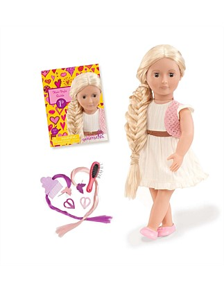 Our Generation Phoebe blonde Hair Grow Doll