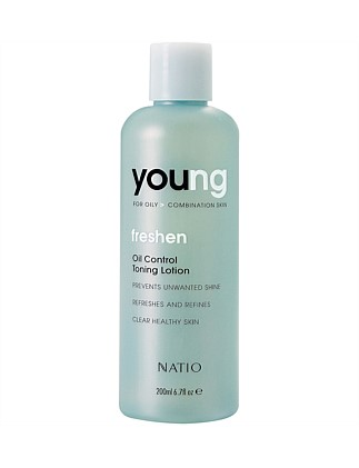 Young Oil Free Toning Lotion 200ml