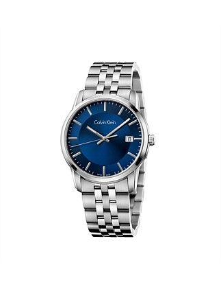 Infinite Quartz Stainless Steel Watch