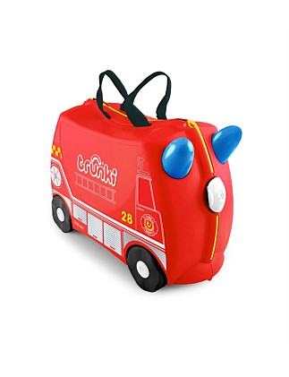 Fire Engine Frank Ride On Suitcase