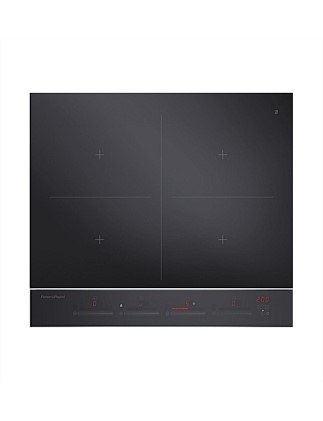 Fisher & Paykel CI604DTB2 60cm 4 Zone Induction Cooktop