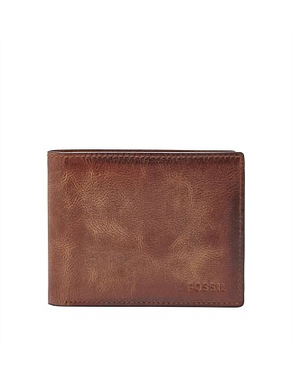 Derrick Leather Bifold Wallet